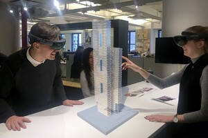 The Technology to Master in Architecture in 2017