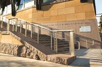 Specifying granite for walkways and public plazas