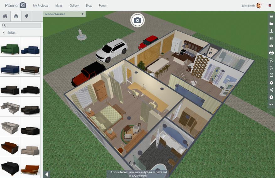 Algorithim Based Interior Design Not Far Off Builder