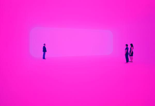 James Turrell, Breathing Light, 2013.