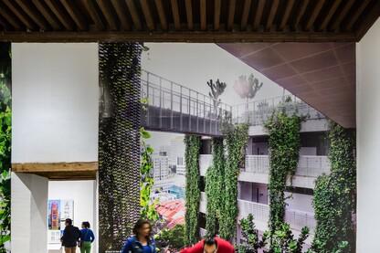 Garden City Mega City: The Urban Ecosystems of WOHA