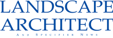 Landscape Architect & Specifier News Logo