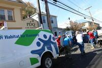 Habitat for Humanity Hard at Work on Sandy Recovery