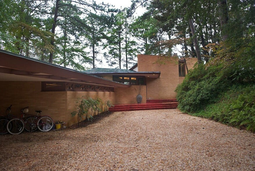 Frank Lloyd Wright House Makes A Comeback On The Market