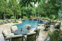 Pool Designed To Be One with Nature is Big Hit