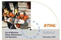 Product Watch: Stihl Cut-Off Machine Safety DVD