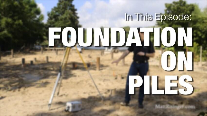 Foundation on Piles