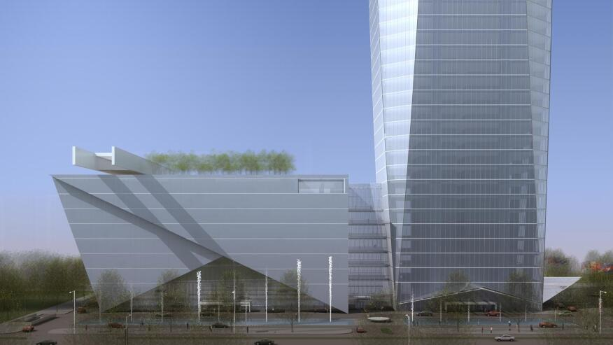Tian Long Fortune Center.