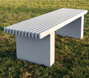 Niche furniture markets, which can achieve detailed rebarless forms with the fiber-reinforced material.