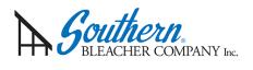Southern Bleacher Company Logo