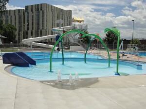 La Alma Pool, after