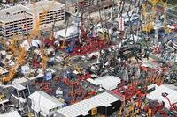 Conexpo-Con/Agg 2011: Innovation From the Ground Up