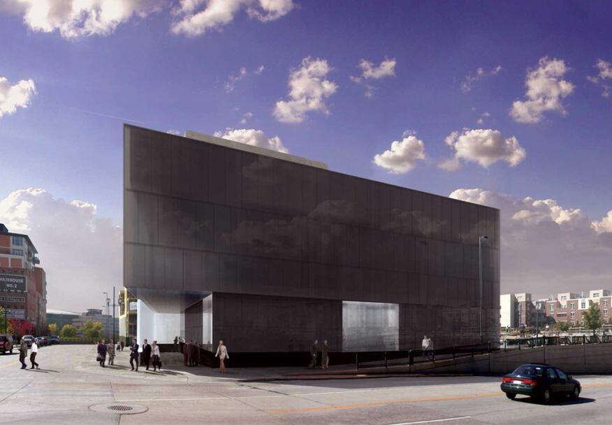 Museum of Contemporary Art Denver by Adjaye Associates.