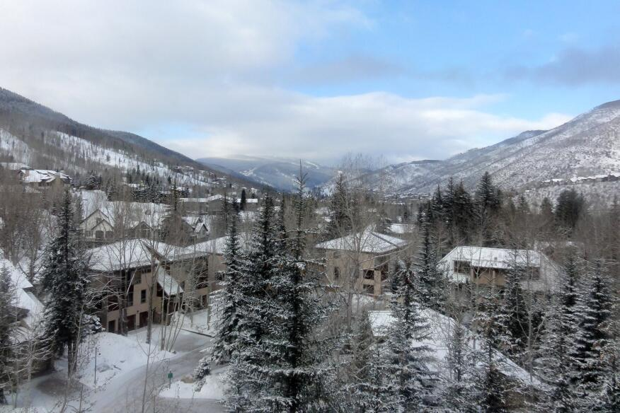 Vail, Colo.: The setting for SketchUp Basecamp 2014