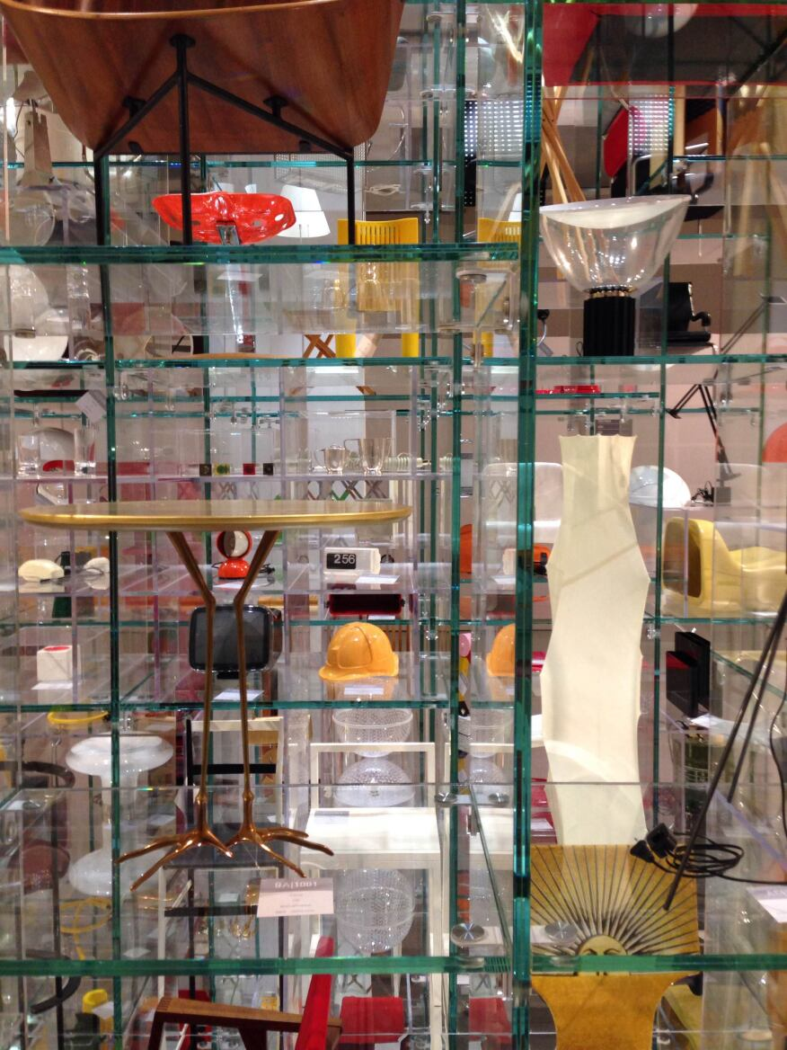 """Italian Design Beyond the Crisis,"" at Milan's Triennale Design Museum."