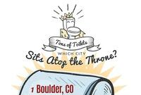 Boulder Crowned King of Thrones