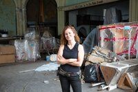 Graffiti Artist Behind Unique Roof Restoration Project