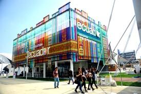 Milan Expo 2015: Ecuador