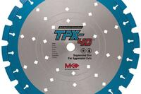 MK Diamond Products TPX-40 Multi-Application Blade