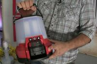 The Brightest Cordless Worklight