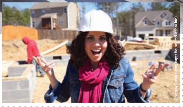Build It Like a Girl, Alaina Money, Garman Homes, Raleigh