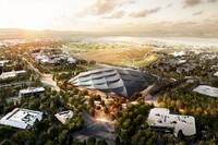 Google Campus is a Go