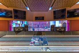 KATARA STUDIOS - WSDG INTERNATIONAL COLLABORATION FOR  WORLD-CLASS MIDDLE EASTERN RECORDING COMPLEX