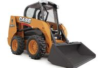 Case Construction Equipment + Tier 4 Skid-Steer