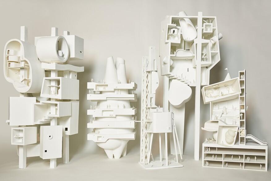 A new model of architecture architect magazine for Bureau spectacular