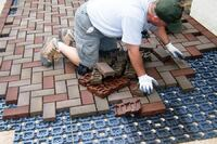 Concrete-free Pavers