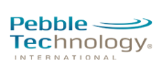 Pebble Technology, Int'l. Logo