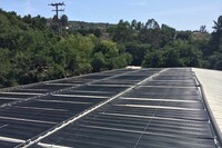 School's Project Is First Eligible for Solar Rebate