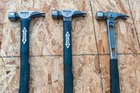 Stiletto Titanium Hybrid Fiberglass Handle Hammers