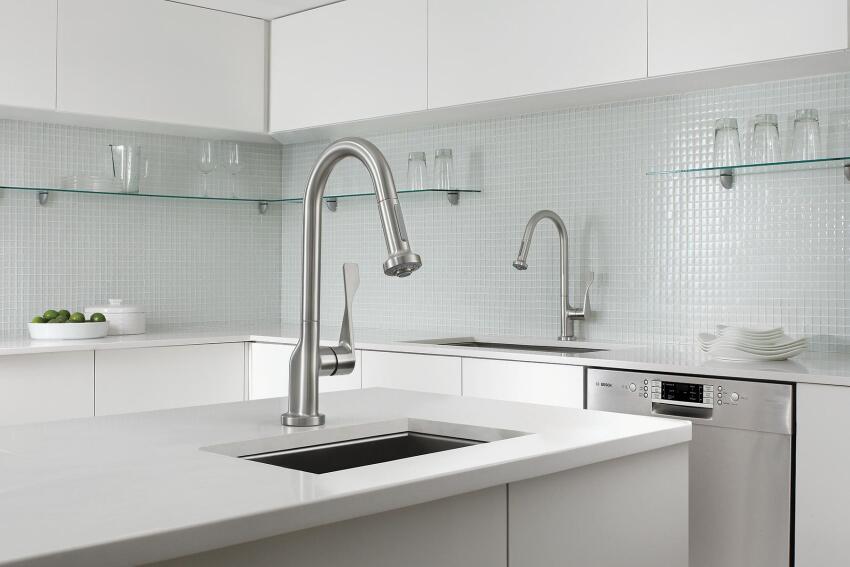 Hansgrohe Axor Citterio Prep Kitchen Faucet