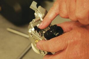 Do-it-yourself carburetor cleaning