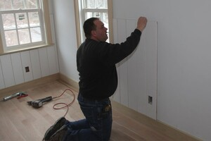 Sheet Wainscot Basics