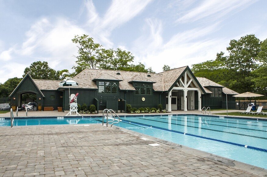 Winged foot golf club pool complex architect magazine for Pool design course