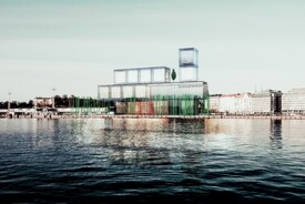 Guggenheim Helsinki / Building Design Competition Entry - 2014