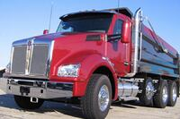 Fuel-efficient heavy-duty truck