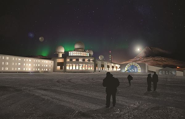 OZ Architecture's renderings of a revamped McMurdo.