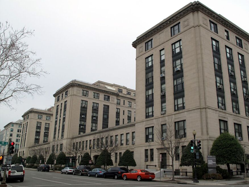 The GSA Headquarters in Washington, D.C.