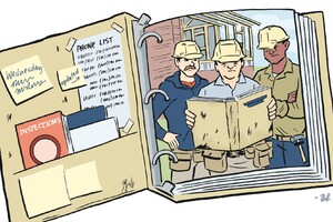 Installation Inspiration: A Binder of Installation Instructions Gives Crews More Autonomy On-Site