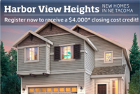 Lennar Plans New Tacoma Community