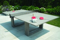 Stylish Concrete Ping Pong Table