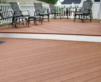 "Virginia Decking & Remodeling offers homeowners several money-saving options when installing a deck: One option is for the homeowner to act as his or her own general contractor, buying the materials and getting a homeowner permit; the other option ó for additional savings ó is the ""We Frame ñ U Finish"" service, where the company completes the deck framing and the homeowner installs the decking, railings, and trim."