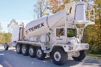 Front-discharge Mixer Truck
