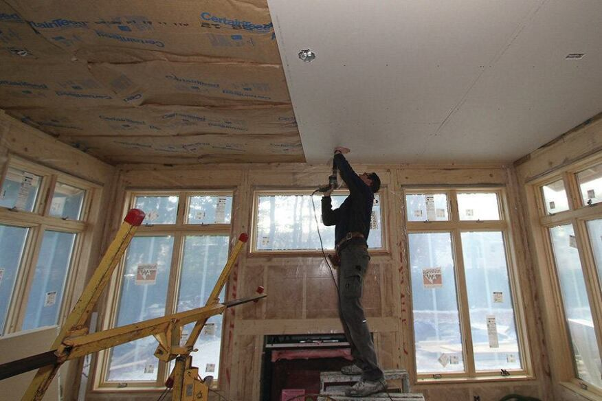 Hanging drywall smart jlc online drywall best practices for What is the best way to hang pictures on drywall