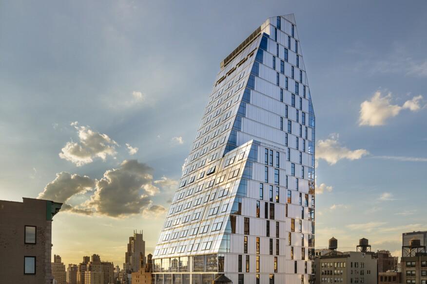 35 XV; New York New York; Architect: FX Fowle Architects