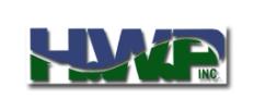 H.W.P., Inc. Logo