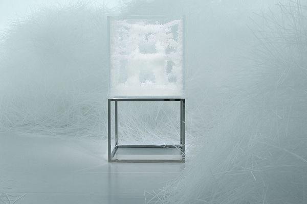 """Crystallize,"" installation view."